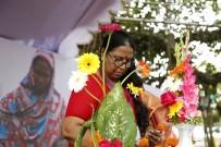 BANGLADEŞ - Bangladeş Çiçek Festivali 2017 Başladı