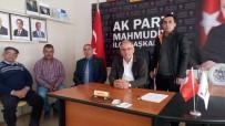 MUSTAFA ARSLAN - BBP'den Ak Parti'ye Ziyaret