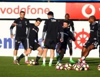 CANER ERKİN - Beşiktaş'ta Gençlerbirliği Mesaisi Sürüyor