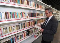 GEBZE BELEDİYESİ - Beylikbağı Bilim Sanat'ta 4 Bin Kitap Okuyucularını Bekliyor