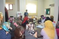 EVLİLİK ÖNCESİ EĞİTİM - Bingöl'de Kadınlara, Aile Hayatıyla İlgili Seminer Verildi