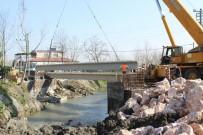 SAKARYA NEHRI - Büyükşehir Çaybaşı'na İki Köprü Yapıyor