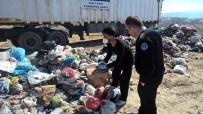 EROZYON - Çöpe Yanlışlıkla Atılan Paralar İçin Belediye Seferber Oldu
