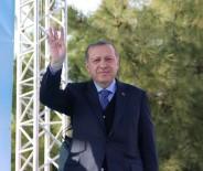 ÇÖZÜM SÜRECİ - Cumhurbaşkanı Erdoğan Mardin'de Halka Hitap Etti