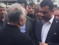 TERÖR SORUNU - Diyarbakır'da CHP'li Eren Erdem'e tepki