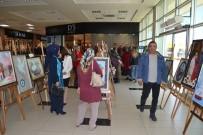 ZEYTINLI - Edremit'te Kırkyama Sergisi Açıldı