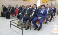 MEHMET FEVZİ DÖNMEZ - Elazığ'da AB-UDYK Toplantısı Yapıldı
