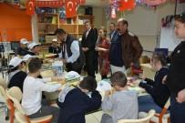KARDEŞ OKUL - Engelli Öğrencilerden Hastane Sınıfına Ziyaret