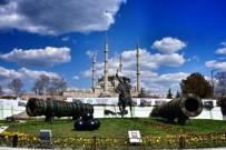 SELIMIYE CAMII - Fatih Sultan Mehmet Heykeli Ve Şahi Topları Edirnelilerle Buluşuyor