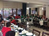 SAKARYASPOR - Futbolda Dillere Destan Dostluk
