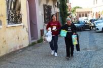 ÜÇÜZ BEBEK - Genç Kızdan Yoksul Ailelerin Bebekleri İçin Örnek Kampanya