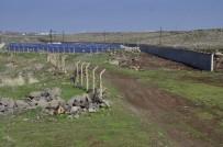 ENERJİ SANTRALİ - Gözeli Havzası İçin İhata Duvarı İnşa Ediliyor