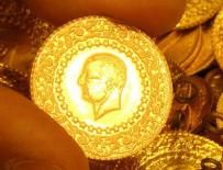 SAN FRANCISCO - Gram altın güne düşüşle başladı