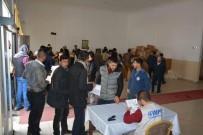Haymana'da Yaşayan Suriyeli Ailelere Yardım Edildi