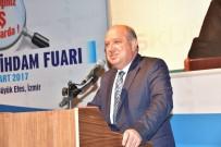 İZMIR TICARET ODASı - İş Arayanların Fuarı İzmir'de Açıldı