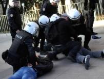 POLİS MÜDAHALE - İstanbul Üniversitesi karıştı