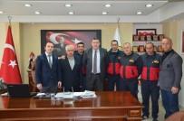 İTFAİYE MÜDÜRÜ - İtfaiye Personelinden 3. Yıl Kutlaması