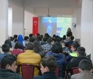 LİSE EĞİTİMİ - Kadın Danışma Merkezi, Ürgüp'te Gençlere Seminer Verdi