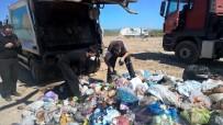 EROZYON - Kadın Yanlışlıkla Çöpe Attı, Belediye Alarma Geçti