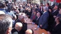 ULAŞTIRMA BAKANI - Kars Eski Milletvekili Güner, Kağızman'da