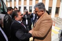 AHMET ÖZDEMIR - Konya Milletvekili Hacı Ahmet Özdemir'den Başkan Özgüven'e Ziyaret