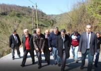 KÖYDES Arhavi'ye 2 Yol Kazandırdı