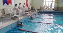 ÖZEL OKUL - Küçükle Yüzme Yarışmaları Tamamlandı