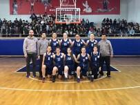 BILGE KAĞAN - Kültür Koleji Finallere Göz Kırptı