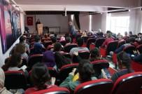 TAHIR ŞAHIN - Lapseki'de 53'Üncü Kütüphaneler Haftası Kutlama Etkinlikleri