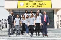 PORTEKIZ - Lisesiler AB Projesi Kapsamında Hırvatistan'a Gidiyor