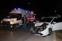 PIYADE - Manavgat'ta 3 Ayrı Trafik Kazası Açıklaması 4 Yaralı