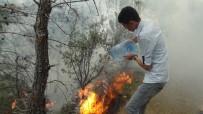 ORMAN YANGINI - Manavgat'ta Orman Yangını