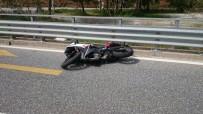 AŞIRI HIZ - Marmaris'te Motosiklet Kazası ,1 Ölü