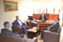 Milletvekili Demir'den Türkiye Gazetesine Ziyaret