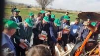 BAYRAM HAVASI - Milletvekili Yıldız Ve Başkan Çelik Şeker Pancarı Çiftçileri İle Bir Araya Geldi