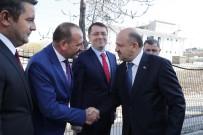 ŞENOL ESMER - Milli Savunma Bakanı Fikri Işık, İş Adamlarıyla Bir Araya Geldi