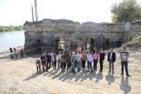JEOLOJI - 'Misis' Mühendislik Öğrencilerinin Ders Konusu Oldu