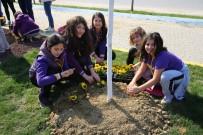 HERCAI - Nilüfer Çocukların Elleriyle Çiçek Açtı