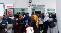 Nusaybin'de patlama yaralılar var
