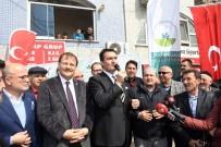 HAKAN ÇAVUŞOĞLU - Osmangazi Depremde Zarar Gören Minareyi Yeniledi