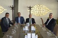 TAŞERON İŞÇİ - Öz Sağlık İş Sendikası Genel Başkanı Devlet Sert Açıklaması