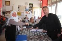 SEBZE ÜRETİMİ - Sarıcakaya'da Üreticilere Sera Ve Süt Sığırcılığı Desteği