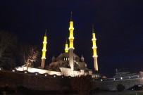 MEHMET GÖRMEZ - Selimiye Camii Regaip Kandili'nde Doldu Taştı
