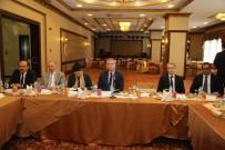 DAVUT GÜL - Sivas'a 460 Yataklı 2 Yeni Hastane