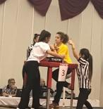 TÜRKÇE ÖĞRETMENLIĞI - Üniversite Öğrencileri Bilek Güreşi Şampiyonasından Dereceyle Döndü