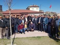 OKUL SERVİSİ - Ünver'den Halk Otobüsü Ve Okul Servis Yöneticilerine Ziyaret