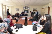 UMUTLU - Vali Tuna Öğrencilerle Bir Araya Gelmeye Devam Ediyor