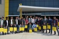 ORHAN GÜZEL - Yabancı Öğrenciler Turgutlu'da İnceleme Gezisi Yaptı