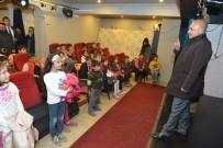 ANAOKULU ÖĞRENCİSİ - Yakutiye Belediyesi'nden,  Bin 800 Çocuğa Tiyatro Gösterisi