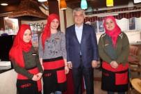 YÜCE DIVAN - AK Parti Milletvekili Adnan Günnar, Referandum Çalışmalarını Of İlçesinde Sürdürdü